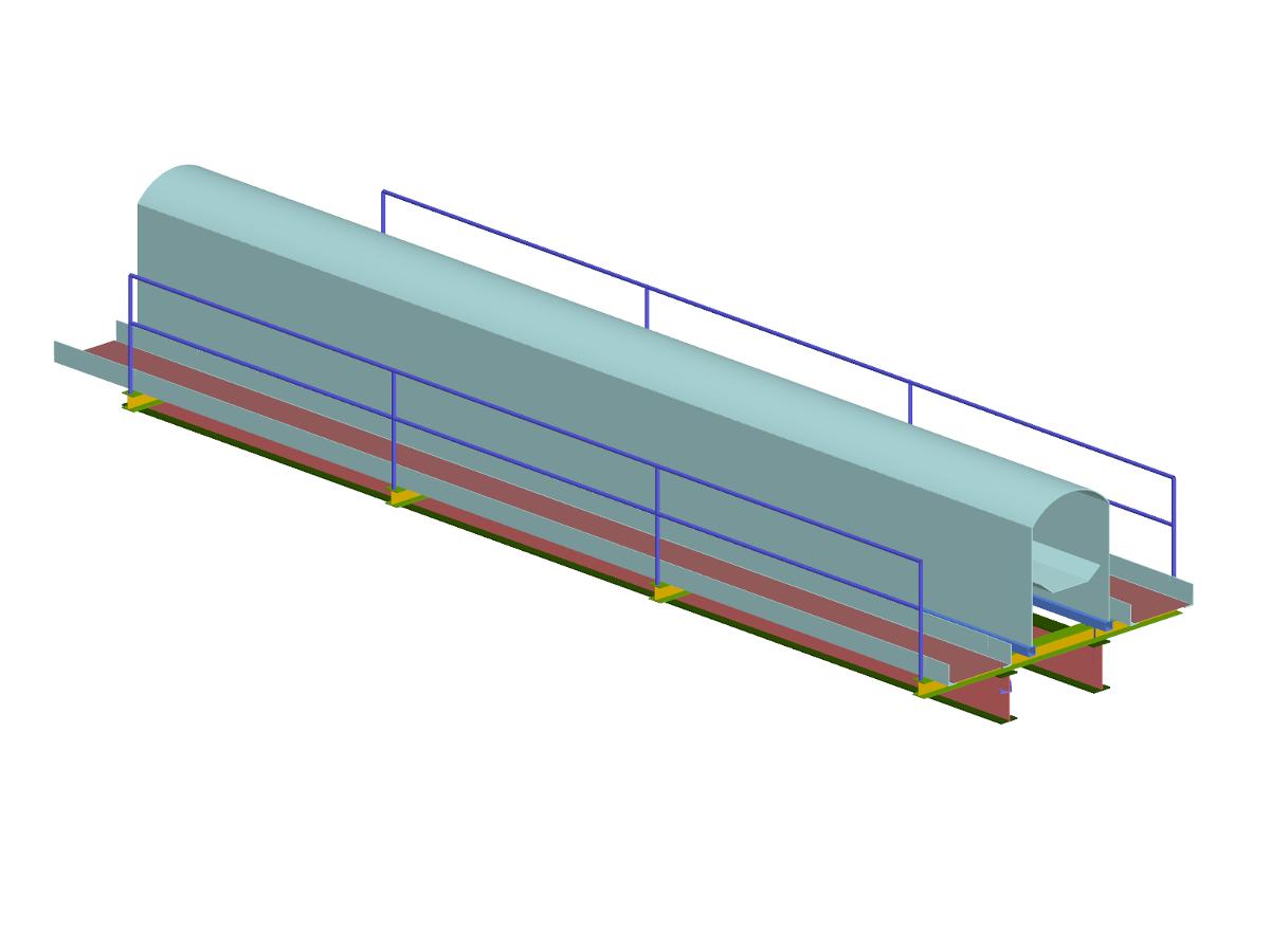 скачать модель ленточный конвейер